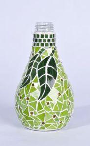 glass tile bottle