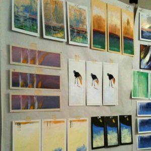 Photo courtesy of Christine Triebert,  River Gallery School of Art in Brattleboro, VT.