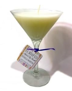 martini candle