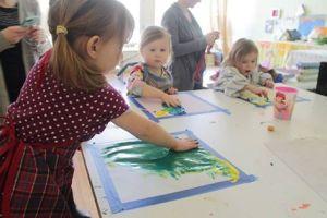 sensory painting
